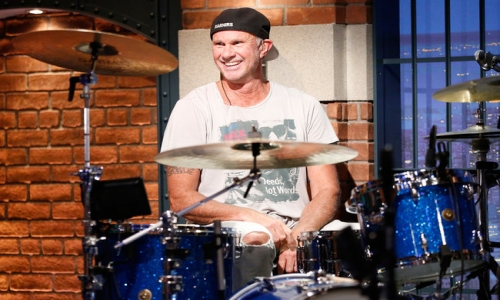 Chad Smith of Red Hot Chili Peppers to Co-Host SiriusXM Talk Show VOLUME  West